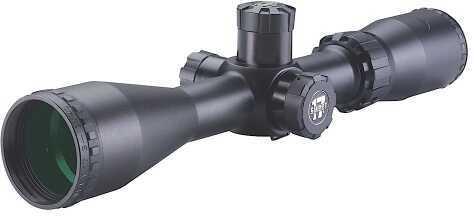 BSA Sweet 17 Riflescope 3-12x40 30/30 Duplex Reticle S17-312x40