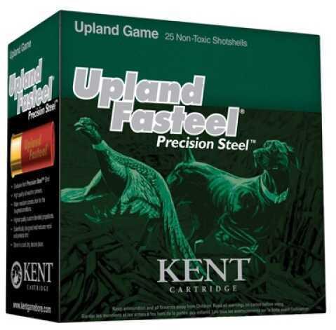"""Kent Cartridges Kent Cartridge Fasteel 2.75"""" 12 ga 2.75"""" 1.1 oz 6 Shot 25Box/10Case K122US326"""