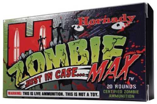 Hornady Zombie 308 168gr Zmax 20bx 80962