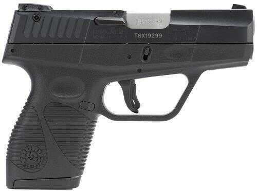 """Pistol Taurus PT 709 Slim Polymer 9mm Luger 3"""" Barrel Blue 7+1 Round Grip 1709031FS"""