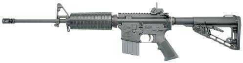"""Colt LE Carbine 223 Remington / 5.56 NATO 16.1"""" Barrel 20 Round 6 Position Telescoping Stock Black Semi-Auto Rifle AR6720"""