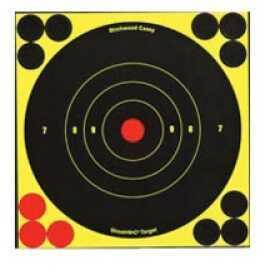"""Birchwood Casey B Casey Shoot-N-C 5.5"""" Round 12Pk"""