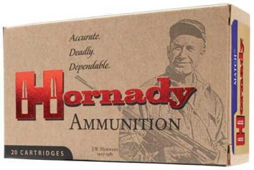 Hornady 300 Winchester Magnum by 195gr BTHP Per 20 Ammo
