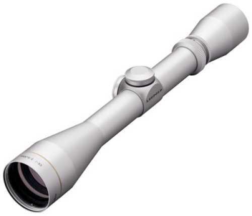 Leupold VX-1 Riflescope 3-9x40mm, Silver, Duplex 113878