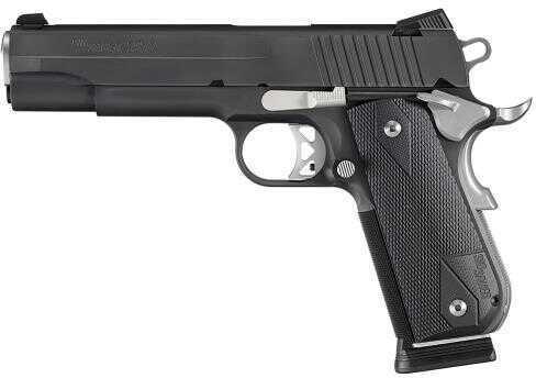 "Sig Sauer 1911 Nightmare 45ACP 5"" Barrel 8 Round Black G10 Grip Semi Automatic Pistol 1911F-45-NMR"