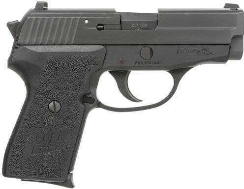 Sig Sauer P226 357 Sig Sauer Enhanced Elite Black E2 Polymer Grip Black Nitron Finish Semi Automatic Pistol E26R357ESE