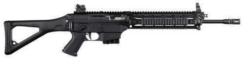 """Rifle Sig Sauer 556 223Remington/5.56Nato Semi Automatic 16"""" Barrel Quad Rail 10 Round CA Comply R55616BPSCA"""
