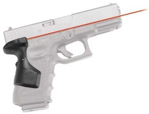 Crimson Trace Glock 4th Generation Compact Laser Grip, Rear Activation LG-851