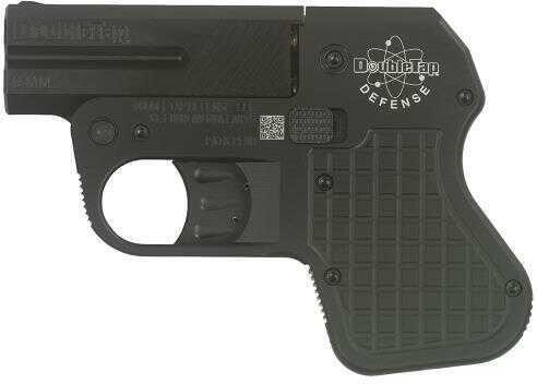 "Doubletap Defense Doubletap 9mm Luger 3"" Barrel Black Aluminum Pistol DT009001"