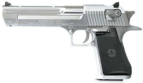 "Magnum Research Desert Eagle 44 Magnum 6"" Barrel 8 Round Black Grip Chrome CA Approved Semi Automatic Pistol DE44CABC"