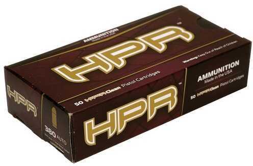 HPR Ammunition 223 Rem Fmj 55 Grains 50 Round Per Box MD. 223055FMJ