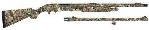 """Mossberg 535 Turkey/Deer Combo 12 Gauge 22""""/24"""" Barrels 5 Round LPA Trigger Mossy Oak Break Up Infinity Dual Extractors Pump Action Shotgun 45218"""