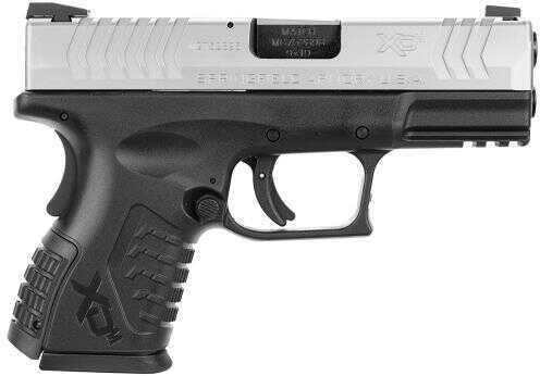 "Springfield Armory XDM Compact 9mm Luger 3.8"" Barrel 13 Round MeGauge Lock Grip Semi Automatic Pistol XDM9389CSNJ"
