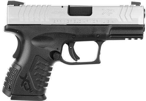 "Springfield Armory XDM Compact 40 S&W 3.8"" Barrel 11 Round Lock Grip 2-Tone Semi Automatic Pistol XDM9384CSNJ"