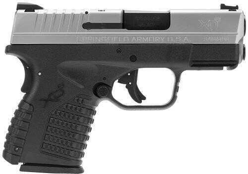 "Springfield Armory XDS Slim 45 ACP 3.3"" Barrel 5 Round Polymer Grip Duo-Tone Semi Automatic Pistol XDS93345"