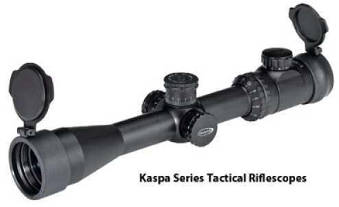 Weaver KASPA 3-12X44Sf ILLUM Ball X TAC Scope 849820