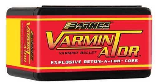 """Barnes Bullets BAR 6MM 58Gr HP .243"""" VARMINATOR 100/Box 30207"""