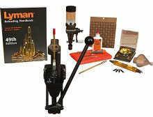 Lyman Crusher Master Reloading Press Cast Iron 7810281