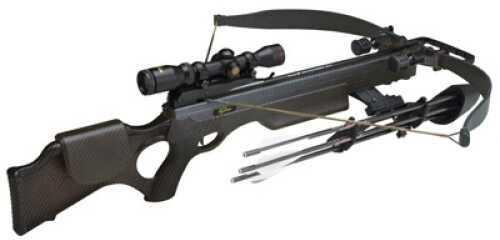Excalibur Eclipse XT 200Lb Crossbow W/Lite Stuff Pkg. W/Shadow Zone Scope 200Lbs. Black