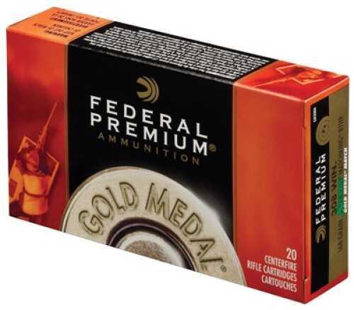 Federal Cartridge 338 Lapua 300 Gr Sierra MK BTHP GM338LM2