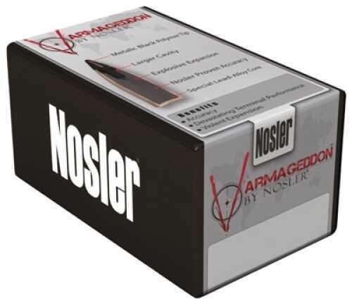 Nosler Varmageddon Bullets 22 Caliber 40Gr FBHP/100 17225