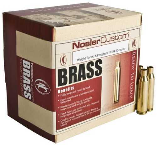 Nosler Custom 270 Winchester Short Magnum Lightweight 25 Per Box 10045