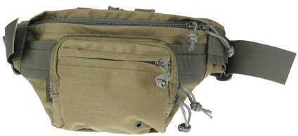 Drago Gear Tactical Fanny Pouch 1000 Denier Cordura Tan 13301TN