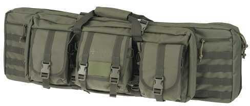 "DRAGO GEAR Tactical Rifle Case 36"" Double Gun Case Model: 12-301GR 12301GR"