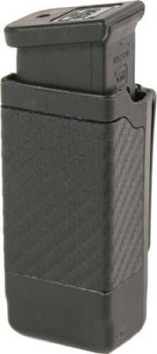 BlackHawk Products Group Blackackhawk Sng Mag Case DBlack Row Carbon Fiber 410600CBK
