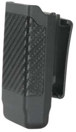 BlackHawk Products Group Blackackhawk Sng Mag Case Sng Row Carbon Fiber 410500CBK