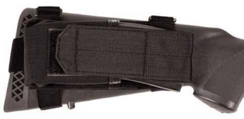 BlackHawk Products Group Blackackhawk Buttstock Mag Pouch 52BS16BK