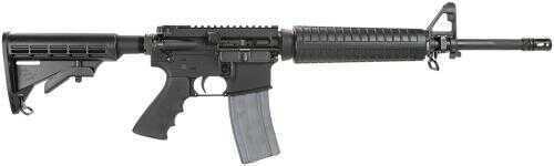 "Rock River Arms LAR-15 Elite Carbine A4 223 Remington  16"" Barrel  30 Round  6 Position Stock Black   Semi Auto Rifle AR1226"