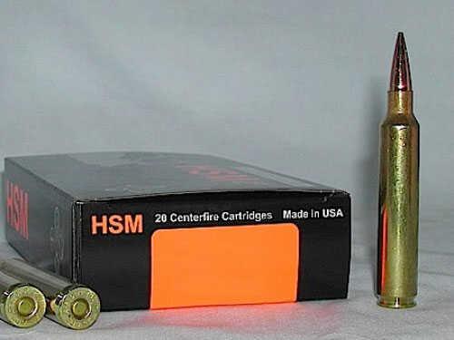 HSM / Hunting Shack Inc HSM/HUNTING SHACK INC HSM Trophy Gold 6.5 Remington Magnum 20Rds BER65REM140V