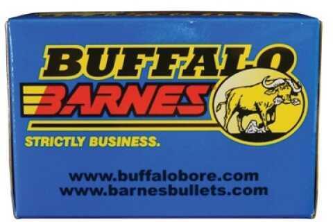 Buffalo Bore Ammunition Buffalo Barnes Premium Sport Cartridge 375 H&H Barnes TSX (Per 20) 235 Grains 54D/20