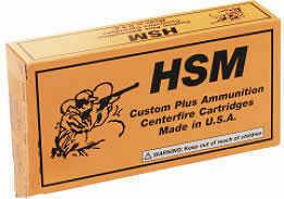 HSM / Hunting Shack Inc HSM/HUNTING SHACK INC HSM Trophy Gold 338 Remington Ultra Mag Open Tip Match 300 Grains 20 Rounds BER338RUM300