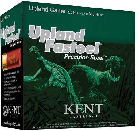 """Kent Cartridges Kent K122US327 Fasteel Upland 2.75"""" 12 Ga 2.75"""" 1-1/8Oz 7 Shot 25Bx/10Cs"""