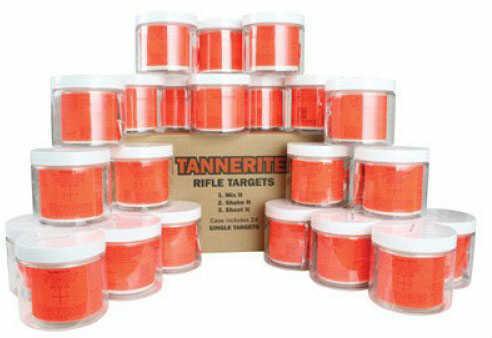 Tannerite Exploding Target Single1/2 lb Exploding Target 24 Case 1/2ET