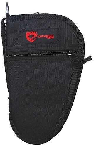 "Drago Gear DRAGO Pistol Case Pistol Case Black 8.5"" 12-310BL"