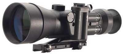 Night Optics USA Night Optics D-740 Night Vision Scope 3rd Gen 4x 100mm 525 ft @ 1000yds NS7403SM