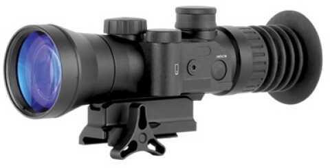 Night Optics USA Night Optics D-730 Night Vision Scope 3rd Gen 3.7x 85mm 8.5 degrees FOV NS7303G