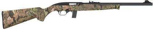 Mossberg Rifle 702 Plinkster 22 Long Rifle  Blued Finish  Synthetic Stock  10 Round  Bolt Action Rifle 37019