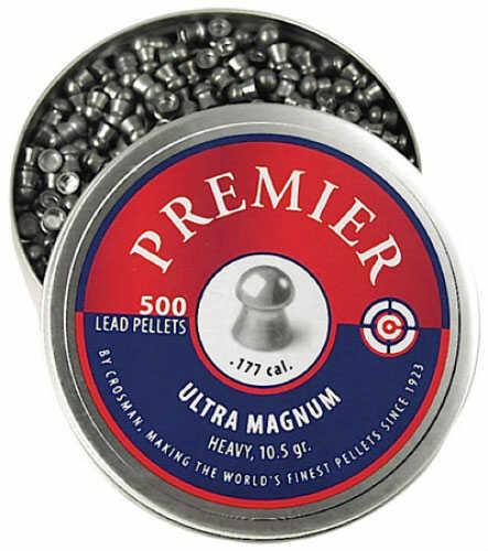 Crosman Premier Pellets .177 Silver LUM177