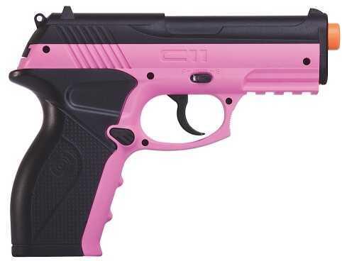 Crosman Air Mag Air Pistol CO2 6mm Airsoft Pink AMC11P