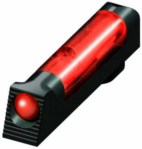 HiViz Sight Systems Hiviz Glock Front Sight Tac Red GL2009R