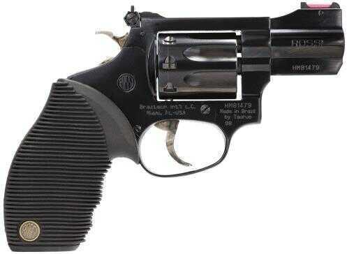 "Rossi R98 Standard Revovler  22 Long Rifle  2"" Barrel  8 Round  Rubber Grip Overlay  R98102"