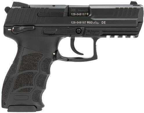 "Pistol Heckler & Koch H&K P30S V3 9mm Luger 3.86"" 15+1 Synthetic Grips Black Finish M730903SA5"