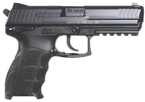 "Heckler & Koch P30LS V3 9mm Luger 7.56"" Barrel 10 Round Synthetic Grips Black Finish Semi Automatic Pistol 730903LSA5"