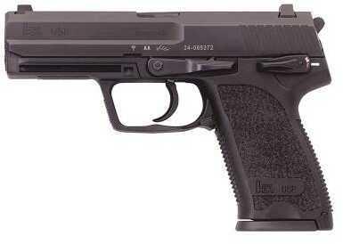 "Heckler & Koch USP9 V7 9mm Luger 4.25"" Barrel 15 Round Synthetic Grips Black Finish Semi Auto Pistol 709007A5"
