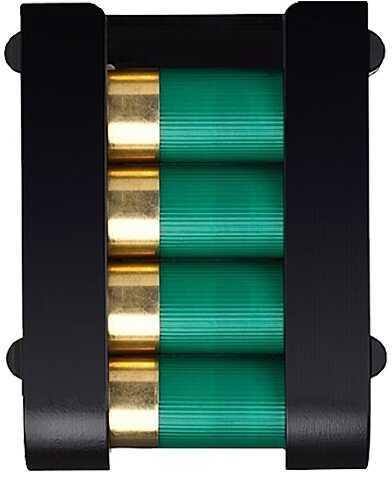 Safariland Holds 4 shells Black Hard Plastic 0851223MS34