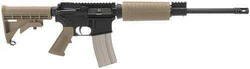 "Olympic Arms Plinker Plus 223 Remington /5.56mm Nato 16"" Barrel 30 Round Black Flat Top Semi Automatic Rifle PLINKER+FTCB"